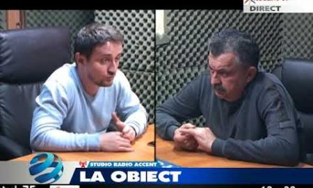 La Obiect Radio 19 februarie 2018 Ion Isfan