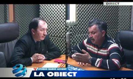 La Obiect Radio 19 aprilie 2018 Ion Isfan
