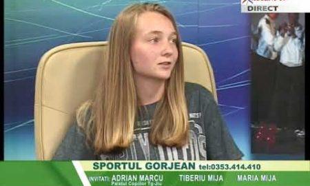 Sportul Gorjean 24 aprilie 2018