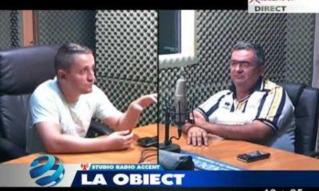 La Obiect Radio 20 august 2018 Viorel Caragea