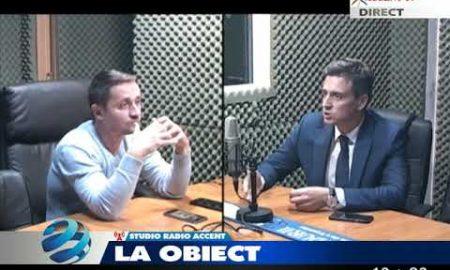 La Obiect Radio 16 octombrie 2018 Catalin Ivan