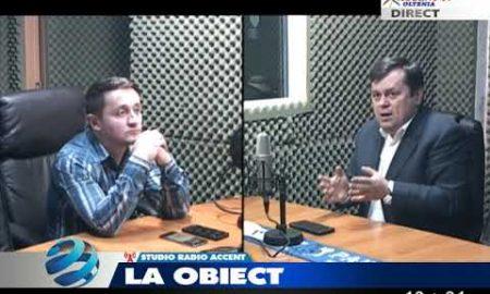 La Obiect Radio 16 ianuarie 2019 Marcel Romanescu