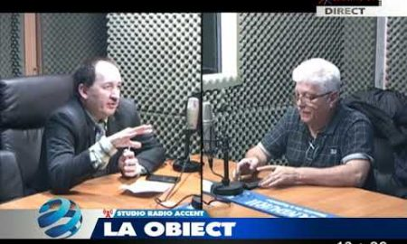 La Obiect Radio 18 octombrie 2018 Nicolae Bobu