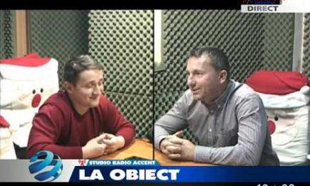 La Obiect Radio 10 decembrie 2018 Danut Birau
